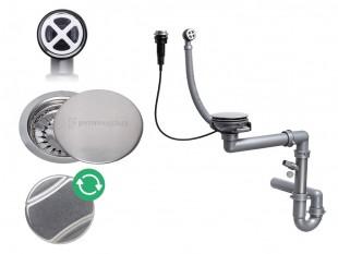 Der automatische Premium 1-Kammer-Siphon