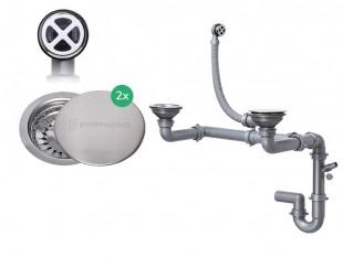 Der klassische Premium 2-Kammer-Siphon
