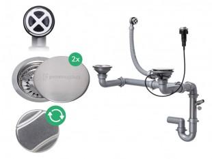 Der automatische Premium 2-Kammer-Siphon