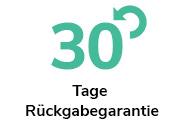 30 tage rückgabegarantie